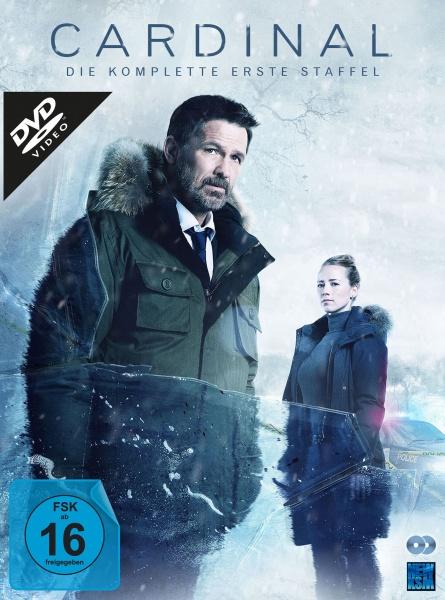 Cardinal - Gefrorene Seelen - Staffel 1: Episode 01-06 (2 DVDs)