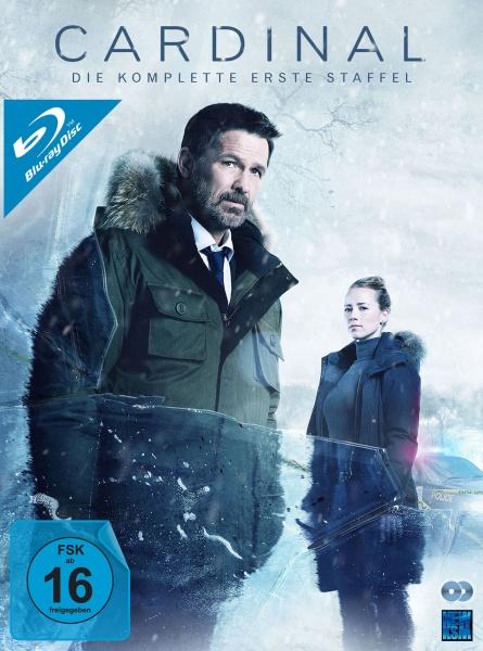 Cardinal - Gefrorene Seelen - Staffel 1: Episode 01-06 (2 Blu-rays)