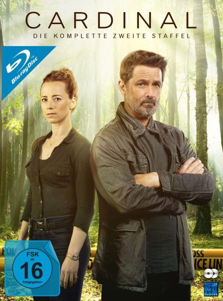 Cardinal - Kalter Mond - Staffel 2: Episode 01-06 (2 Blu-rays)