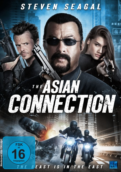 The Asian Connection (DVD)