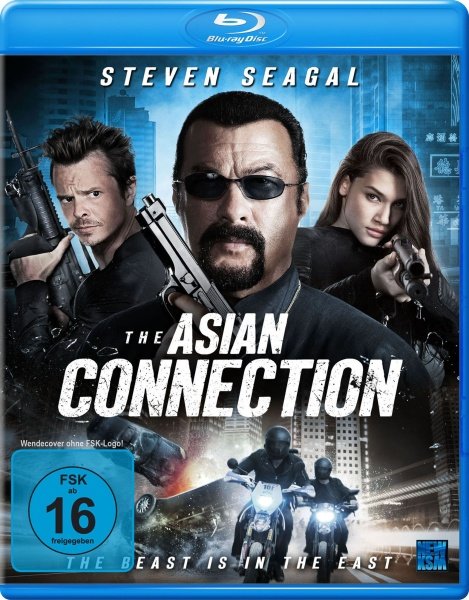 The Asian Connection (Blu-ray)