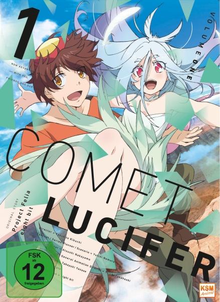 Comet Lucifer - Episode 01-06 (DVD)