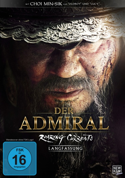 Der Admiral - Roaring Currents Langfassung (DVD)