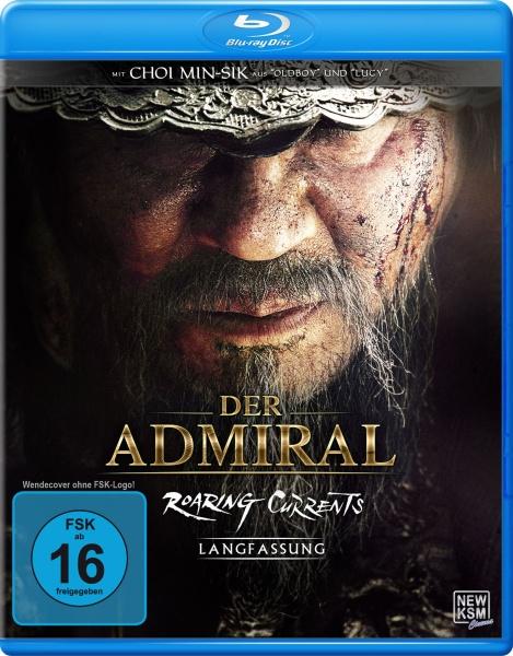 Der Admiral - Roaring Currents Langfassung (Blu-ray)