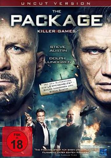 The Package - Killer Games (DVD)