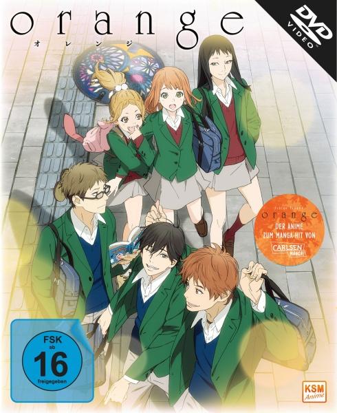 Orange - Gesamtedition: Episode 01-13 (3 DVDs)