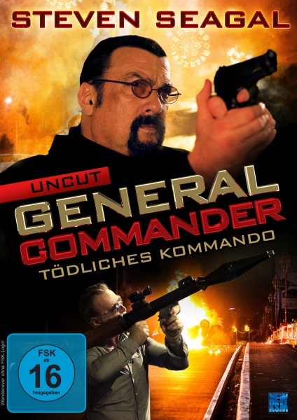 General Commander - Tödliches Kommando (DVD)
