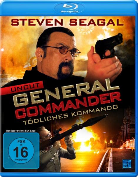General Commander - Tödliches Kommando (Blu-ray)