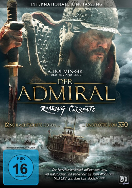 Der Admiral - Roaring Currents (DVD)