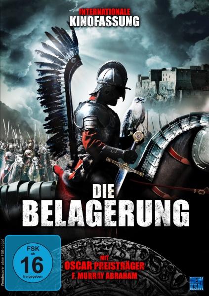 Die Belagerung - Internationale Fassung (DVD)