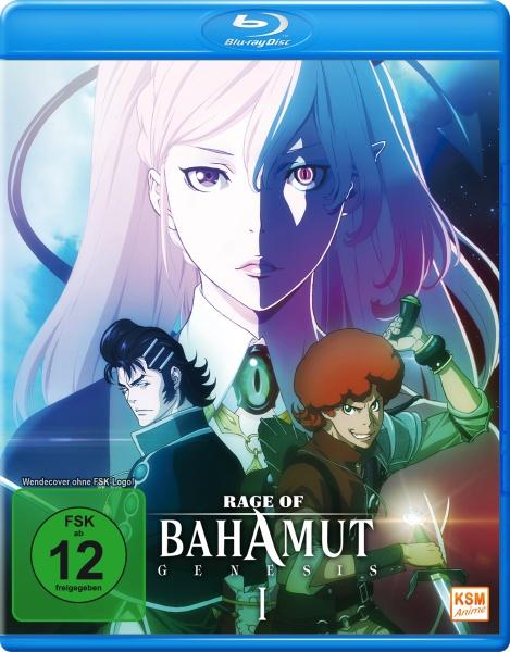 Rage of Bahamut: Genesis - Volume 1: Episode 01-06 (Blu-ray)
