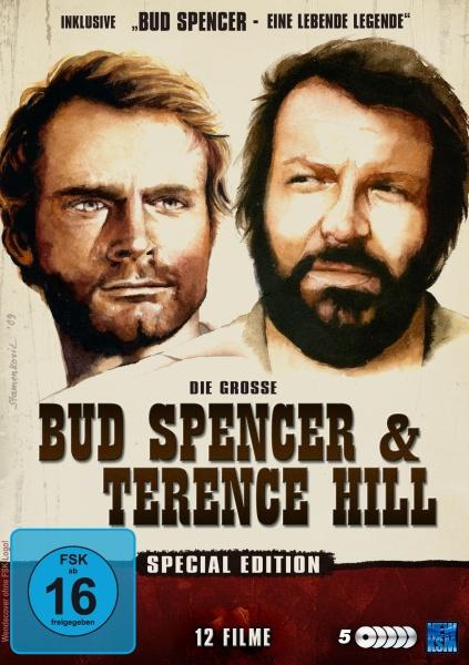 Die große Spencer & Hill Special Edition (5 DVDs)