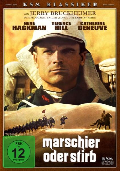 Marschier oder Stirb - KSM Klassiker (DVD)