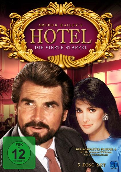 Hotel - Staffel 4: Episode 76-97 (5 DVDs)