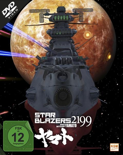 Star Blazers 2199 - Space Battleship Yamato - Volume 1: Episode 01-06 (DVD)