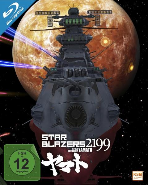Star Blazers 2199 - Space Battleship Yamato - Volume 1: Episode 01-06 (Blu-ray)