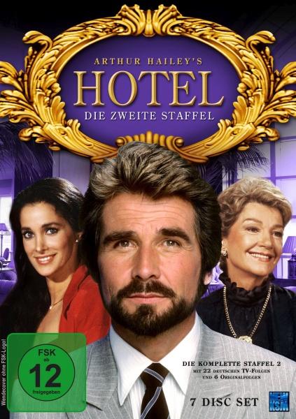 Hotel - Staffel 2: Episode 23-50 (7 DVDs)