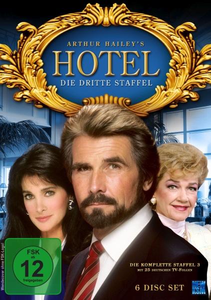 Hotel - Staffel 3: Episode 51-75 (6 DVDs)