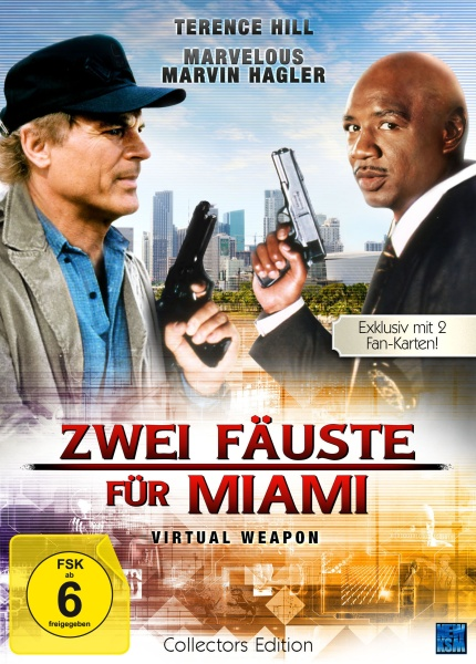 Zwei Fäuste für Miami - Virtual Weapon Collectors Edition (DVD)