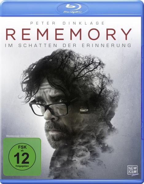 Rememory - Im Schatten der Erinnerung (Blu-ray)