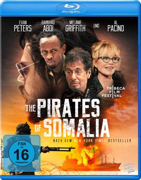 Pirates of Somalia (Blu-ray)