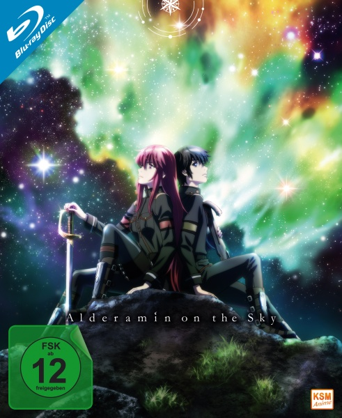 Alderamin on the Sky - Gesamtedition: Episode 01-13 (3 Blu-rays)