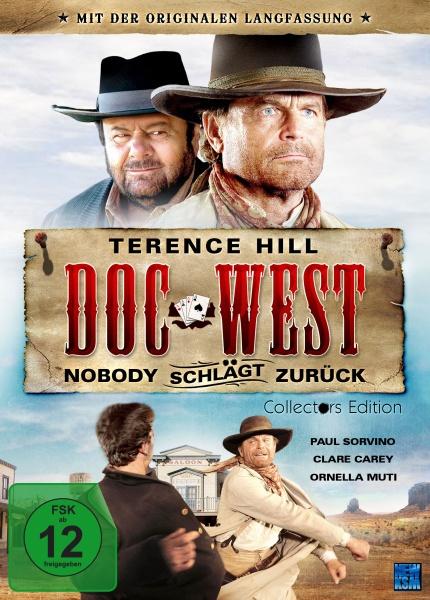 Doc West - Nobody schlägt zurück - Collectors Edition (DVD)