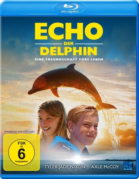 Echo, der Delphin - Eine Freundschaft fürs Leben (Blu-ray)