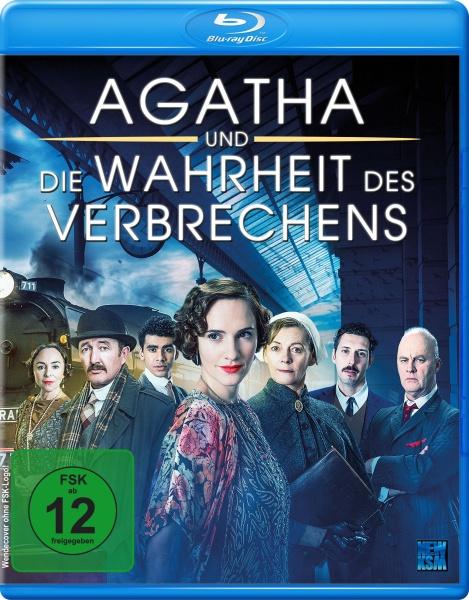 Agatha und die Wahrheit des Verbrechens (Blu-ray)