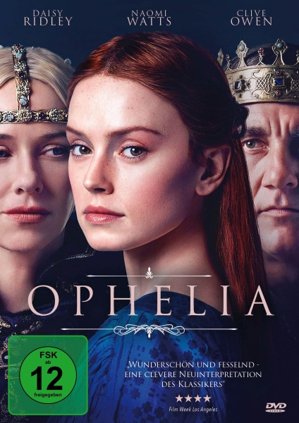 Ophelia (DVD)