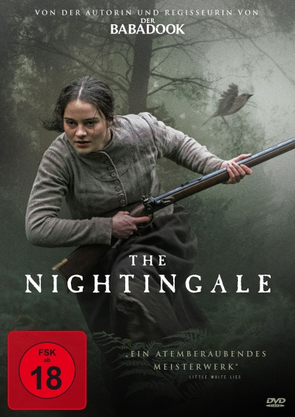 The Nightingale - Schrei nach Rache (DVD)