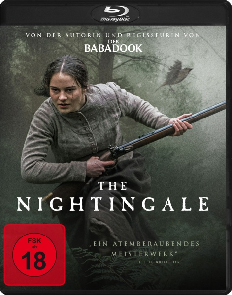 The Nightingale - Schrei nach Rache (Blu-ray)