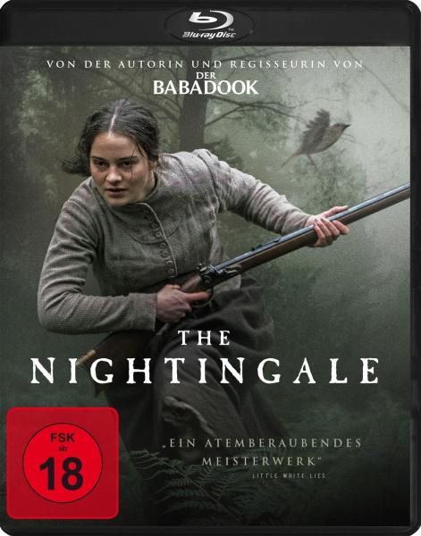 The Nightingale - Schrei nach Rache (Blu-ray)