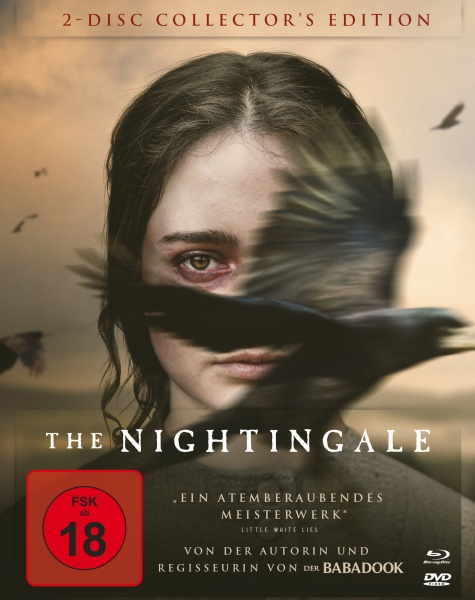 The Nightingale - Schrei nach Rache (Mediabook, Blu-ray + DVD)