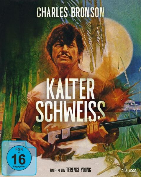 Kalter Schweiß (Mediabook B, Blu-ray + DVD)