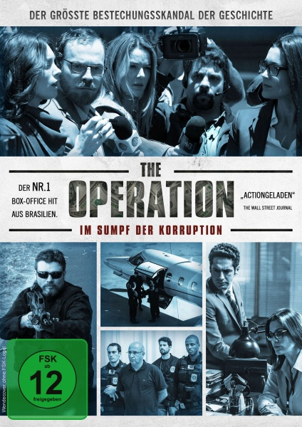 The Operation - Im Sumpf der Korruption (DVD)