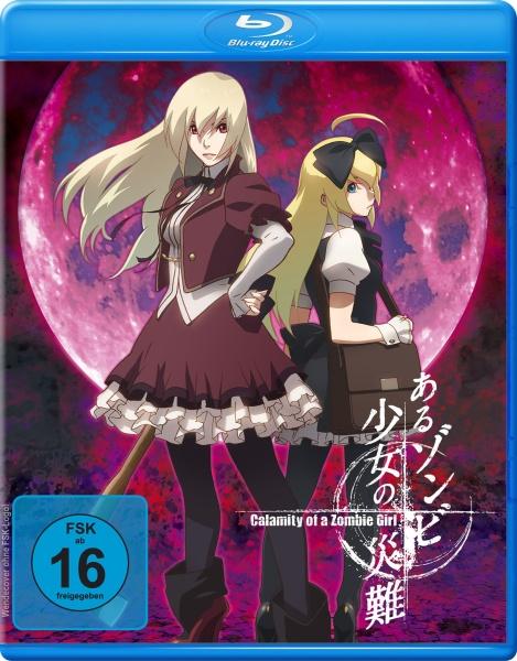 Calamity of a Zombie Girl (Blu-ray)