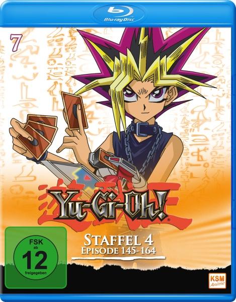 Yu-Gi-Oh! - Staffel 4.1: Episode 145-164 (Blu-ray)