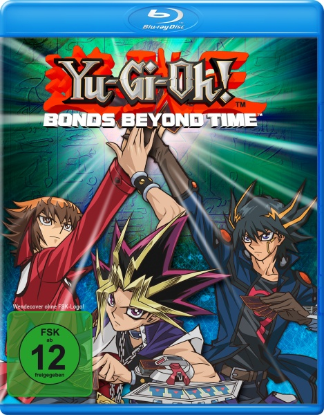 Yu-Gi-Oh! - Bonds Beyond time (Blu-ray)