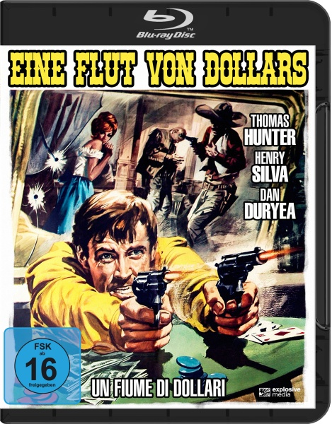 Eine Flut von Dollars (The Hills Run Red) (Blu-ray)