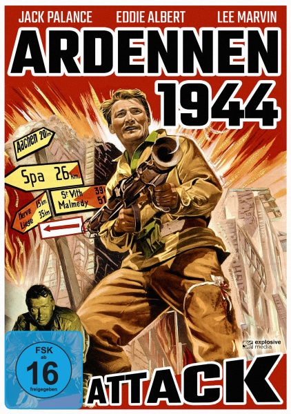 Ardennen 1944 (Attack!) (DVD)