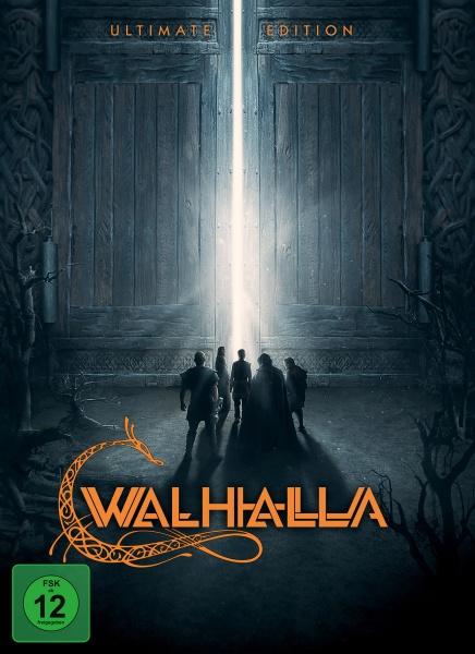 Walhalla - Ultimate Box (2 Blu-rays + 1 Bonus-DVD + 1 CD)