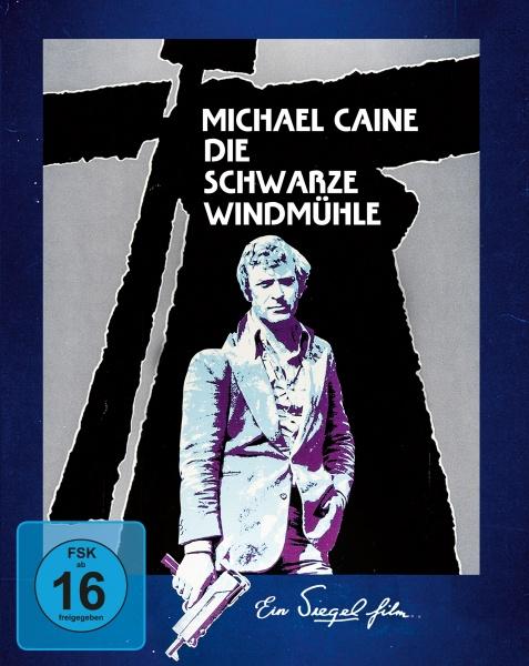 Die schwarze Windmühle (Mediabook A, Blu-ray+DVD)
