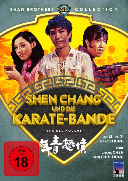 Shen Chang und die Karate-Bande (Shaw Brothers Collection) (DVD)
