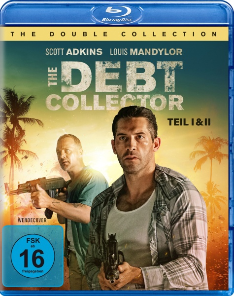Debt Collector - Double Collection (2 Blu-rays)
