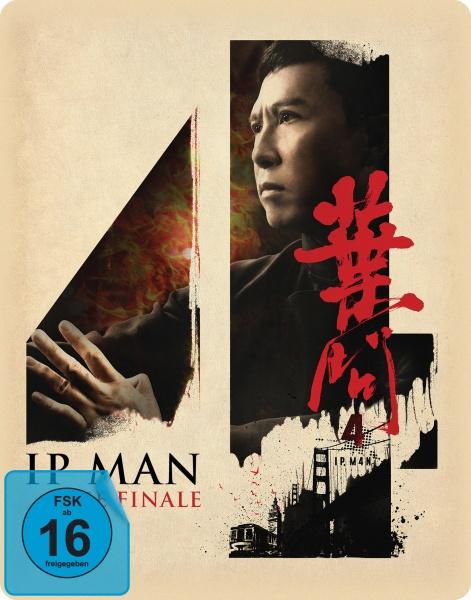 Ip Man 4: The Finale (Steelbook) (Blu-ray)