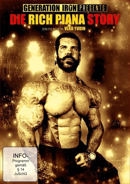 Generation Iron: Die Rich Piana Story (DVD)