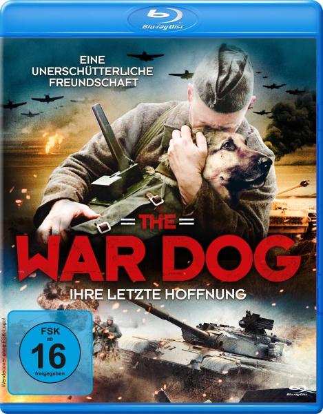 The War Dog - Ihre letzte Hoffnung (Blu-ray)