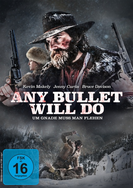 Any Bullet Will Do - Um Gnade muss man flehen (DVD)
