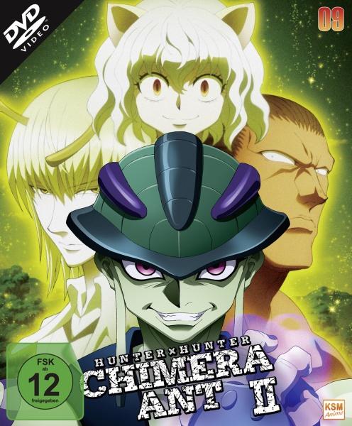 Hunter x Hunter - Volume 9 (Episode 89-100) (2 DVDs)